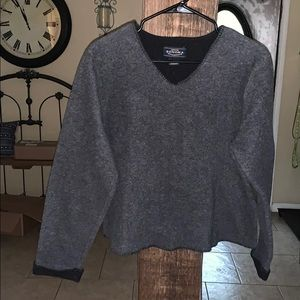 Sonoma Cropped Sweater